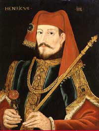 Henry Bolingbroke, who became Henry IV.